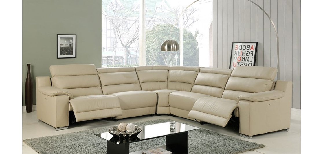 Sectional Sofas With Electric Recliners Pertaining To Most Up To Date Sectional Sofa (View 7 of 10)
