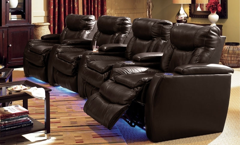 Sectional Sofas With Power Recliners Regarding Fashionable Inspirational Leather Sectional Sofa With Power Recliner 95 About (View 8 of 10)