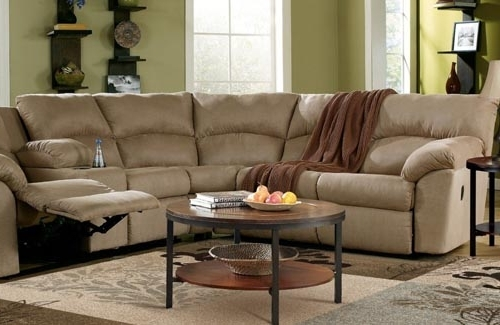 Sectional Sofas With Recliners With Best And Newest Sophisticated Recliner Sectional Sofa Small Home Ideas Collection (View 10 of 10)