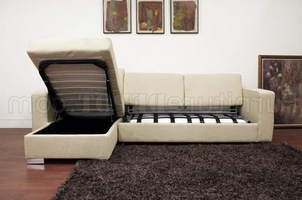 Sectional Sofas With Storage In Most Popular Interesting Sleeper Sectional Sofas Fancy Cheap Furniture Ideas (View 6 of 10)