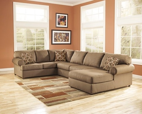 Sectionals With Chaise And Recliner Pertaining To Most Up To Date 81567581 Scaled 479X (View 9 of 15)