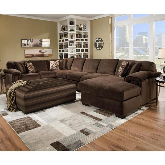 Sectionals With Oversized Ottoman Inside Well Liked Nebraska Furniture Mart – Henderson 3 Piece Oversized Sectional (View 9 of 10)