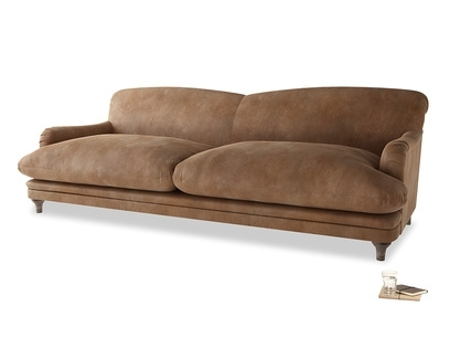 Seriously Soft Leather Sofas (View 4 of 10)