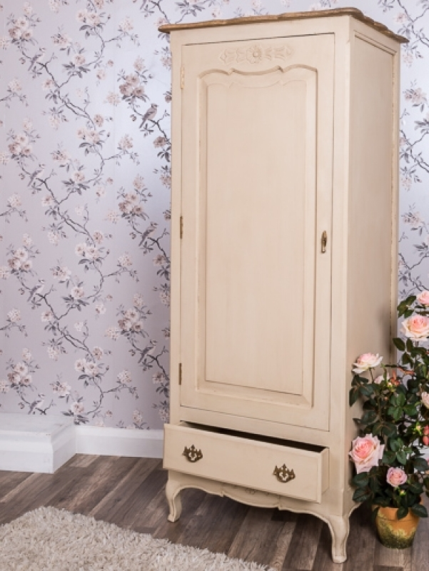 Shabby Chic Bedroom Range Intended For Trendy Chic Wardrobes (View 14 of 15)