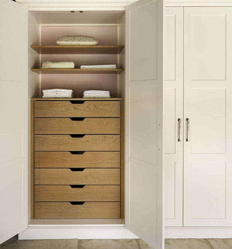 Shaker Bedroom Wardrobes And Bedroom Furniture (View 12 of 15)