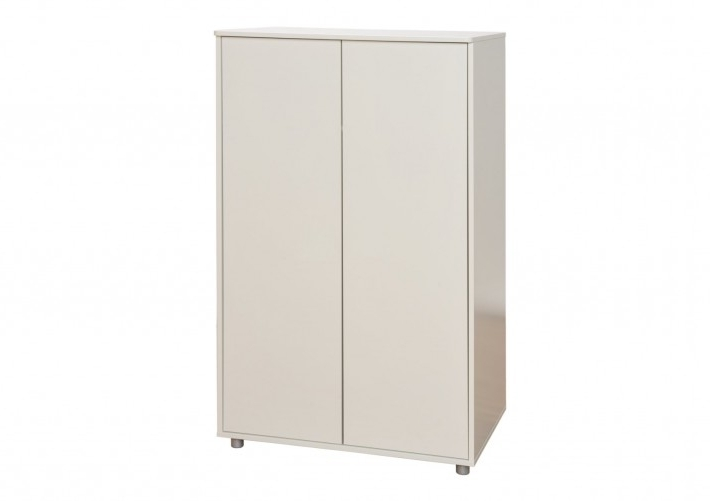 Short Wardrobes Within 2017 Stompa Unos Short Wardrobe – White – Wardrobes – Furniture (View 15 of 15)
