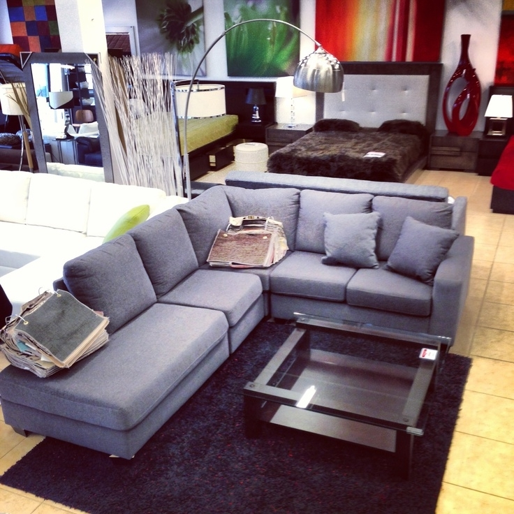 Showroom Within Preferred Ontario Sectional Sofas (View 9 of 10)