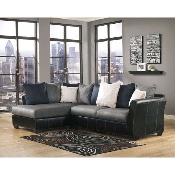 Signature Designashley Masoli Cobbelstone Corner Chaise And In Well Liked Eau Claire Wi Sectional Sofas (View 8 of 10)
