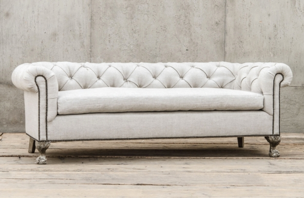 Single Cushion Sofa – House Beautiful Inside Well Known One Cushion Sofas (View 8 of 10)