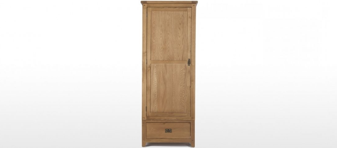 Single Oak Wardrobe With Drawers Sale Black And Shelves This Is With Regard To Most Popular Single Oak Wardrobes With Drawers (View 9 of 15)