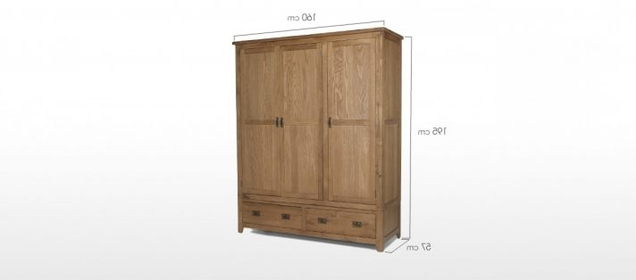 Single Pine Wardrobes With Drawers Within Well Liked Narrow Wardrobe With Drawers Single Pine Tall Solid Wood This Is (View 13 of 15)