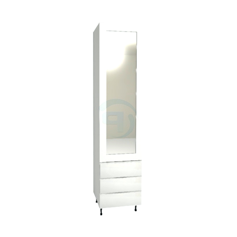 Single White Wardrobes With Drawers Intended For Famous Wardrobes ~ Single Wardrobe With Drawers Sale Single Wardrobe With (View 13 of 15)