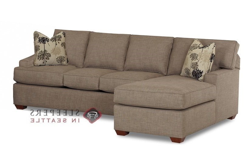 Sleeper Chaises Intended For Recent Customize And Personalize Palo Alto Chaise Sectional Fabric Sofa (View 7 of 15)