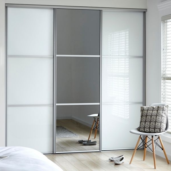 Sliding Wardrobes Are Not The Same As The Traditional Arrangement With Famous One Door Mirrored Wardrobes (View 13 of 15)
