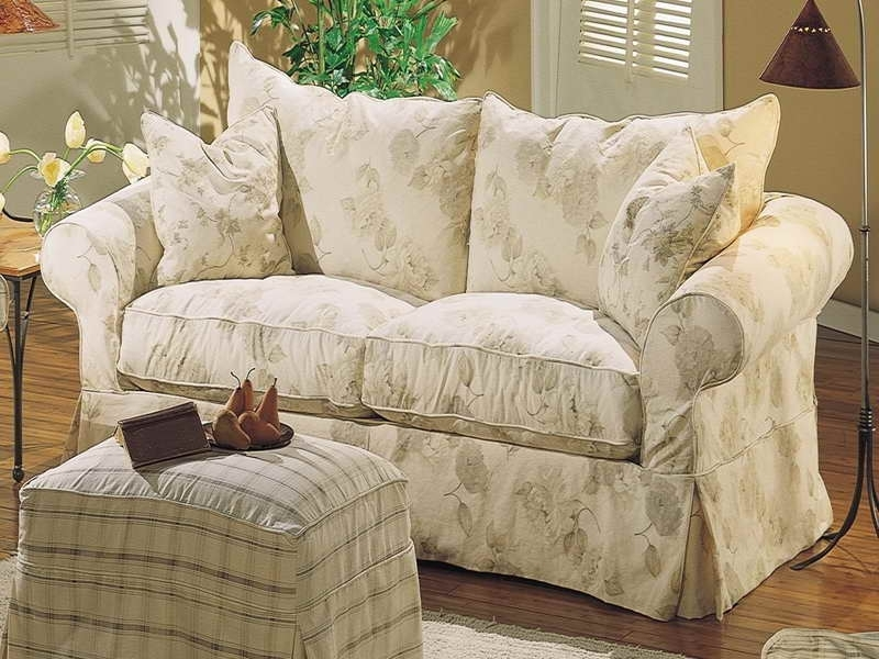 Slipcovers For Sofas – A Mean To Care And Style – Furniture And Inside Popular Slipcovers Sofas (View 7 of 10)