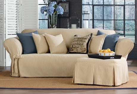 Slipcovers Sofas Within Best And Newest The Necessary Of Sofa Slipcovers – Bellissimainteriors (View 9 of 10)