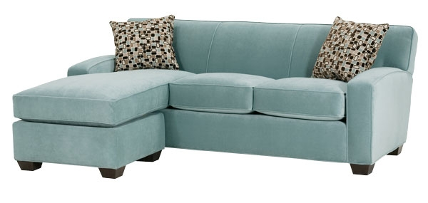 "Small Chaise Sofas Pertaining To Best And Newest Michelle ""designer Style"" Small Sleeper Sofa Sectional With Chaise (View 11 of 15)"
