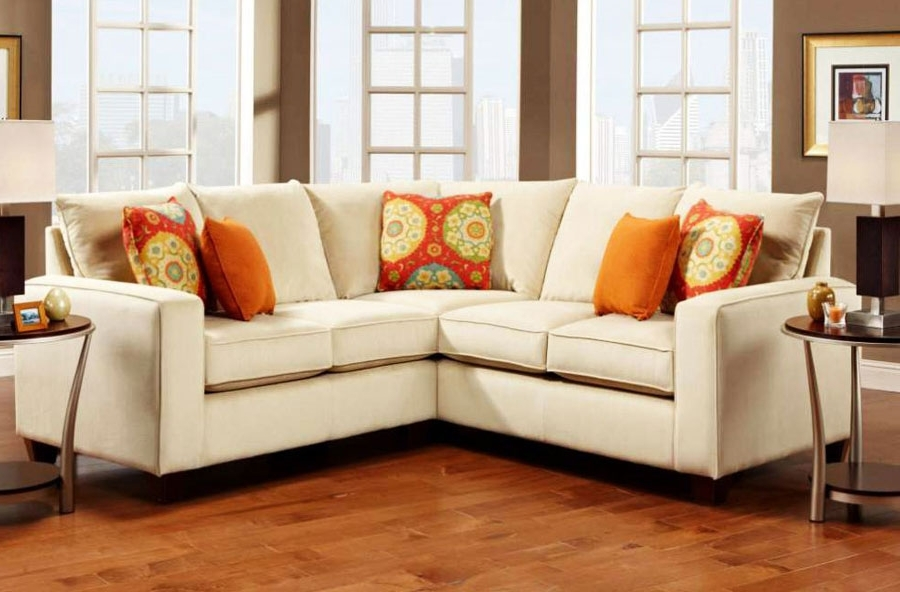 Small Scale Sofas Pertaining To Latest Small Scale Sectional Sofas Living Room (View 7 of 10)