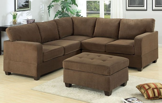 Small Sectional Sofas In Popular An Overview Of The Convenience Offeredsmall Sectional Couches (View 7 of 10)