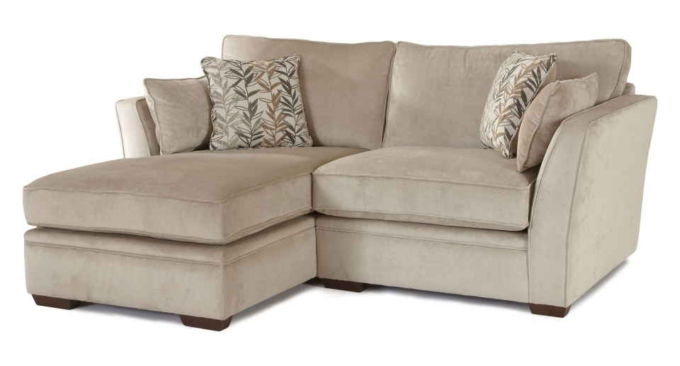Small Sofa With Chaise – Home And Textiles For Most Recently Released Small Sofas With Chaise (View 3 of 15)
