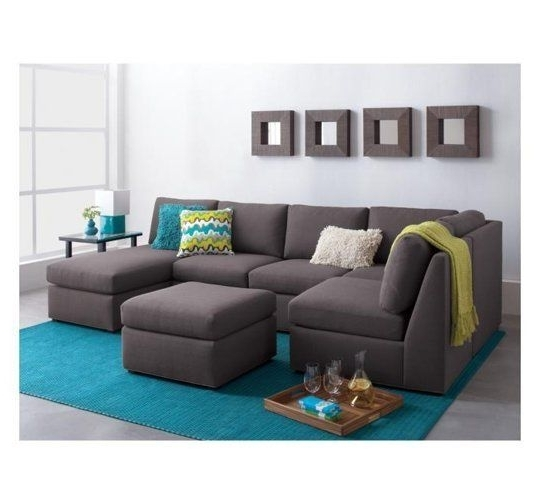 Small Spaces, Apartment Therapy And Regarding Well Liked Narrow Spaces Sectional Sofas (View 7 of 10)