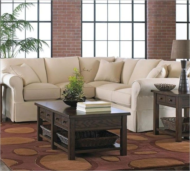 Featured Photo of Small Spaces Sectional Sofas