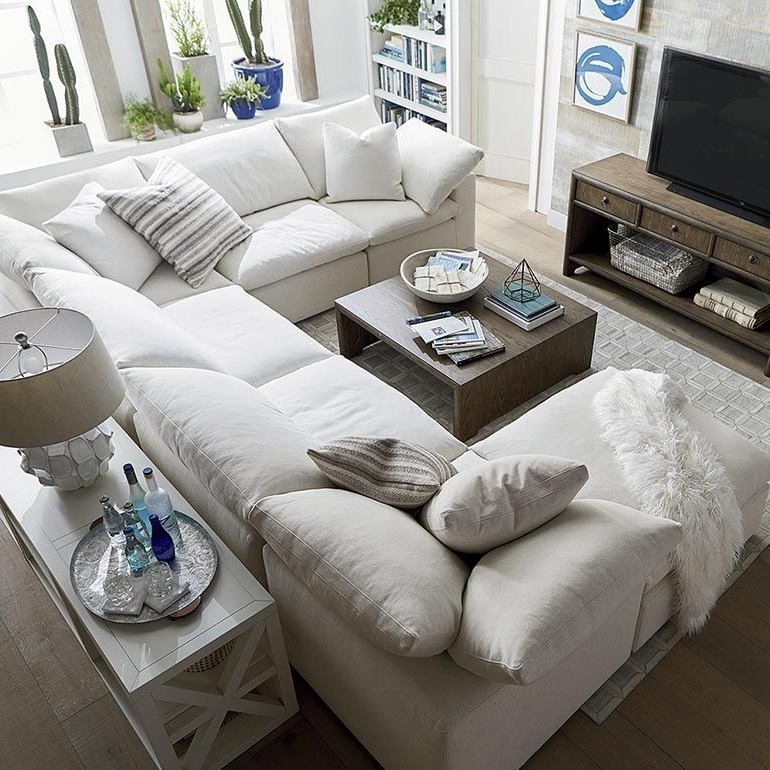 Small Spaces, Shapes And Spaces Inside U Shaped Sectional Sofas (View 8 of 10)