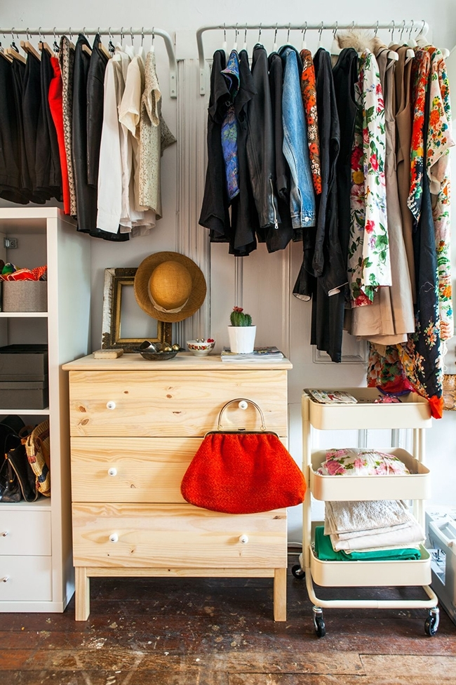 Small Spaces, Wardrobes Inside Low Cost Wardrobes (View 13 of 15)