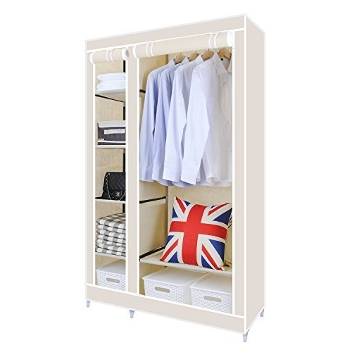 Small Wardrobes For Small Bedrooms: Amazon.co (View 11 of 15)