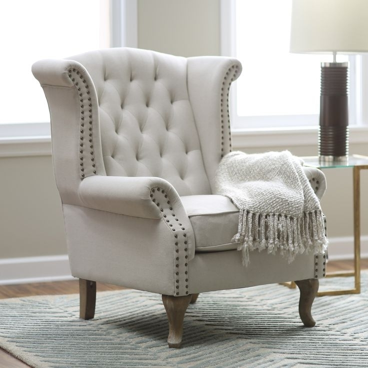 Sofa Arm Chairs For Trendy Sofa : Magnificent Armchair In Living Room Armchairs For Cream (View 7 of 10)