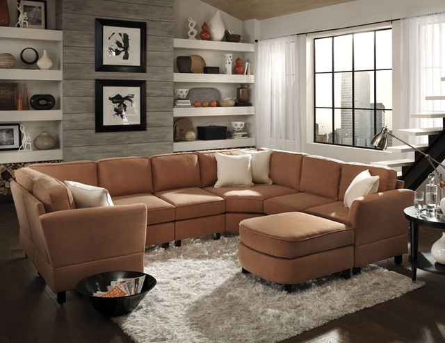 Sofa Beds Design: Astonishing Traditional Small Scale Sectional Inside Favorite High Point Nc Sectional Sofas (View 7 of 10)