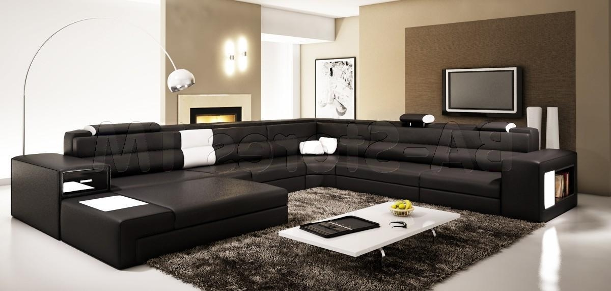 Sofa Beds Design: Awesome Contemporary Oversized Sectionals Sofas Inside Well Known Oversized Sectional Sofas (View 9 of 10)