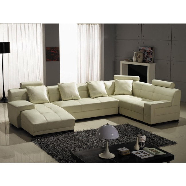Sofa Beds Design: Beautiful Modern Leather Sectional Sofa Houston With Most Up To Date Houston Sectional Sofas (View 8 of 10)