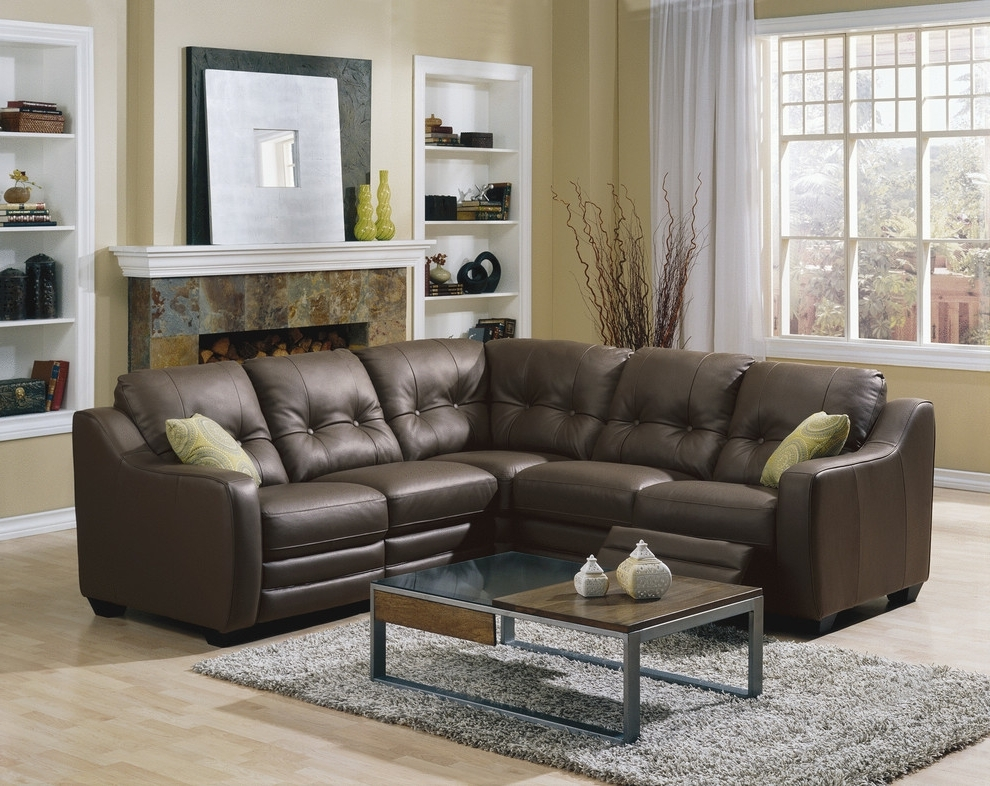 Sofa Beds Design: Breathtaking Traditional Sectional Sofas With In Well Known Sectional Sofas With Recliners For Small Spaces (View 9 of 10)