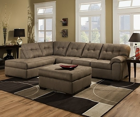 Sofa Beds Design: Latest Trend Of Traditional Simmons Sectional In 2017 Simmons Sectional Sofas (View 2 of 10)