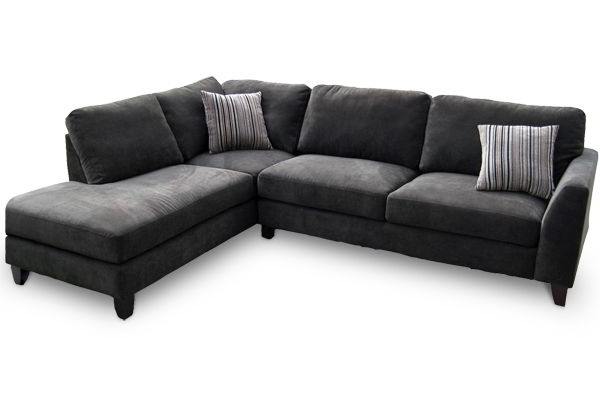 Sofa Beds Design: Mesmerizing Traditional Sofa Sectionals With With Widely Used Grey Sectionals With Chaise (View 12 of 15)