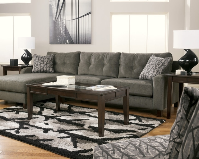 Sofa Beds Design: Mesmerizing Unique Ashley Sectional Sofa With For Popular Ashley Furniture Chaise Sofas (View 11 of 15)