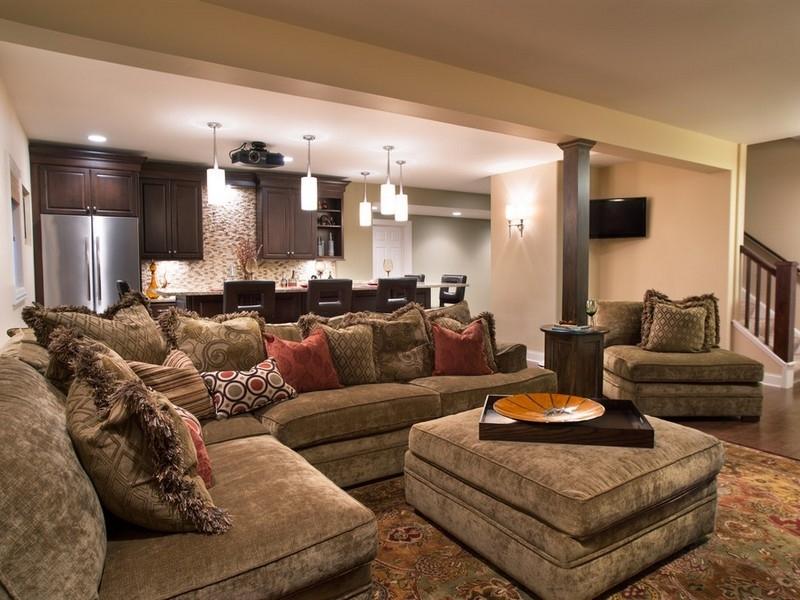 Sofa Beds Design: Surprising Contemporary Comfy Sectional Sofas In Favorite Comfy Sectional Sofas (View 7 of 10)