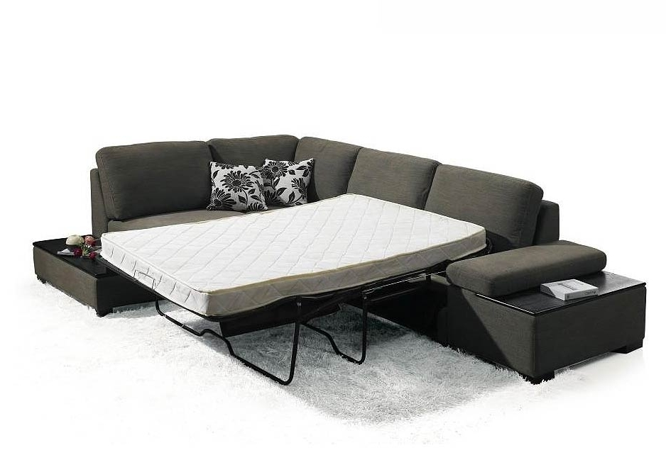 Sofa Beds Intended For Most Popular Sectional Sofas That Turn Into Beds (View 10 of 10)