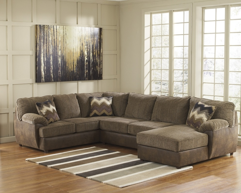 Sofa Chaise Sectional Shown With Intended For Sofa Chaise Sectionals (View 11 of 15)