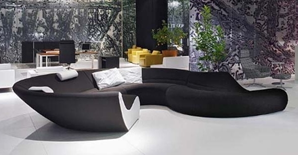 Sofa Design Ideas With Recent Semicircular Sofas (View 9 of 10)