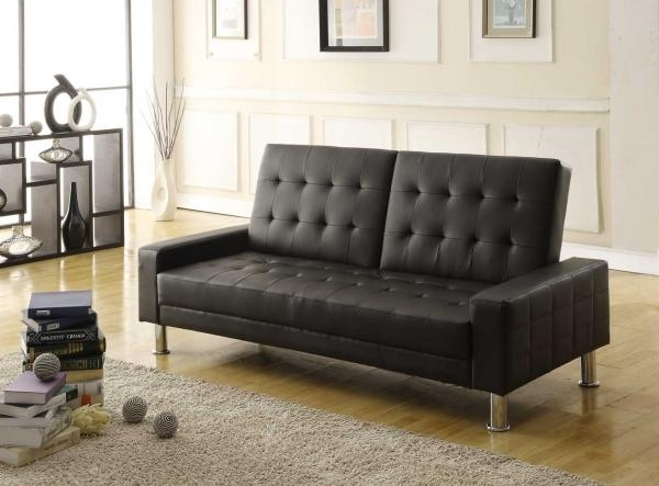Top 10 of Cheap Black Sofas