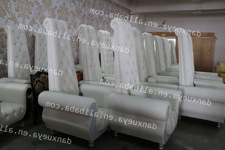 Sofa Pedicure Chairs For 2017 Throne Pedicure Chairs/ Luxury Pedicure Chair/ Nail Salon (View 9 of 10)
