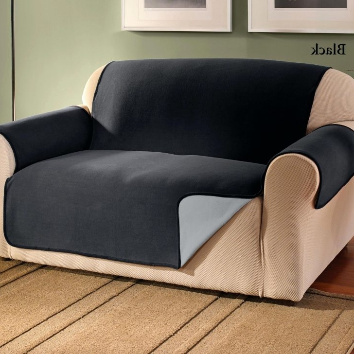 Sofa Slipcover : Best Slipcovers Sofa Cover For Sectional Sofa In Newest Removable Covers Sectional Sofas (View 10 of 10)