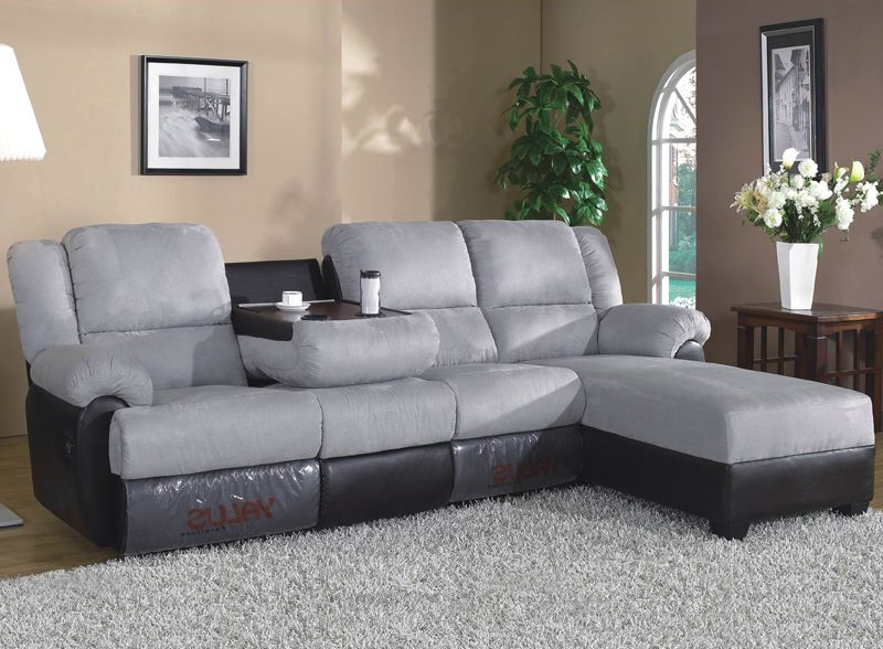 Sofa With Chaise And Recliner Living Room (View 11 of 15)