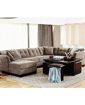 Sofa With Current Macys Sectional Sofas (View 9 of 10)