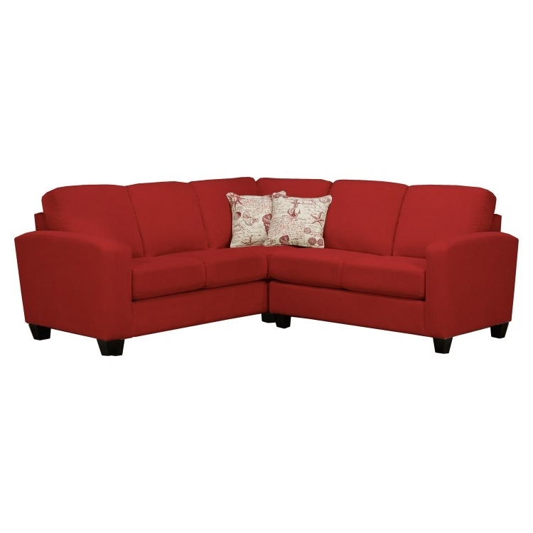 Sofafancy Red  (View 10 of 10)