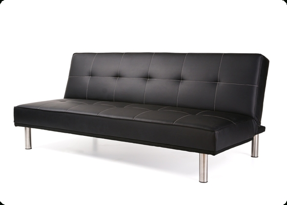 Sofas: Black Sofa Bed Milan, Baja Convert A Couch And Sofa Bed Inside 2017 Cheap Black Sofas (View 10 of 10)