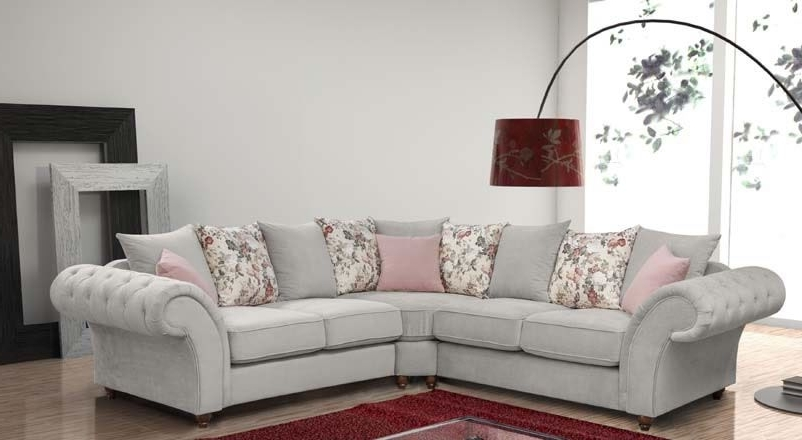 Sofas Direct With Regard To Recent Fabric Corner Sofas (View 7 of 10)