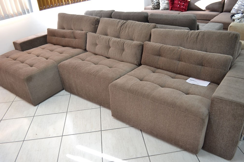 Sofas With Chaise Inside Most Up To Date Alluring Chaise Sofa – Bestartisticinteriors (View 12 of 15)